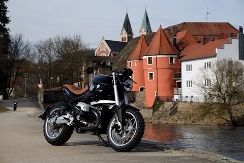 hornig bmw f800r umbau modellnews. Black Bedroom Furniture Sets. Home Design Ideas