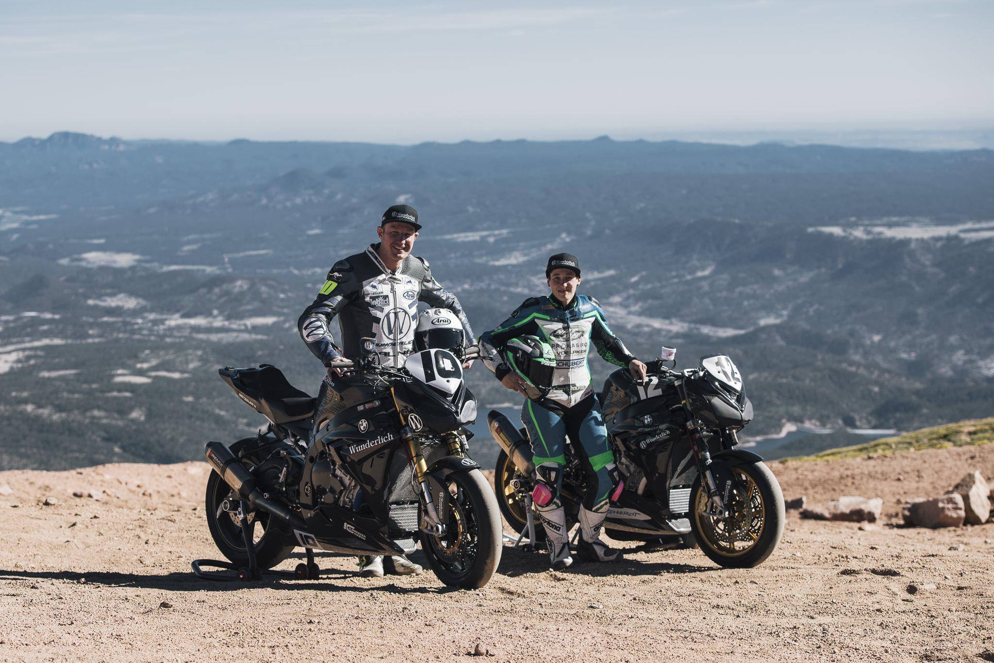 wunderlich feiert erfolg beim pikes peak 2018 motorrad sport. Black Bedroom Furniture Sets. Home Design Ideas