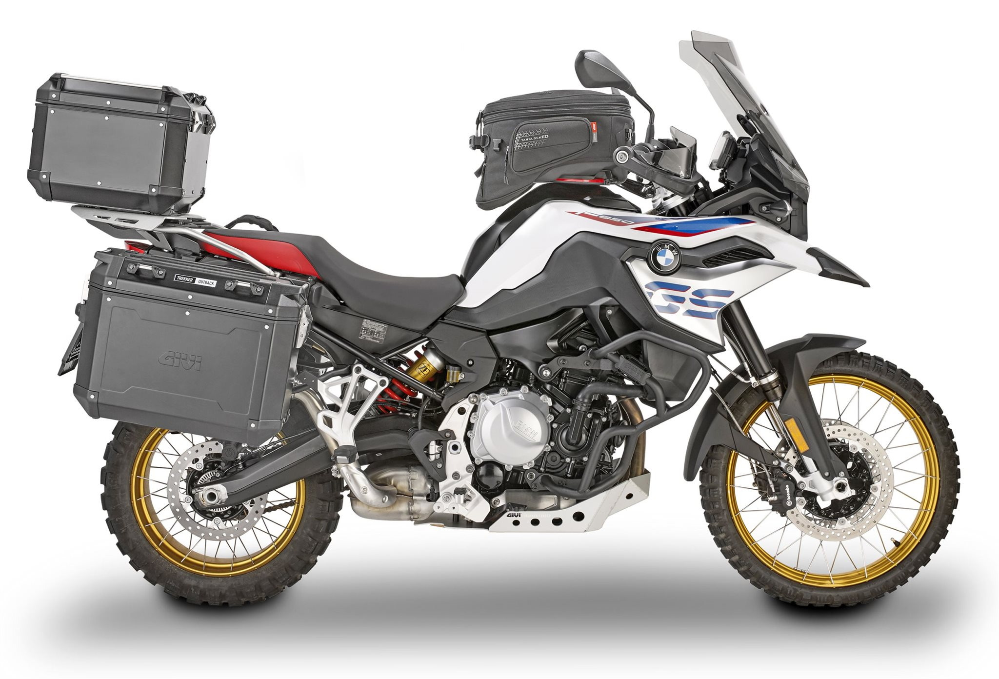 givi zubeh r f r die bmw f 850 gs motorrad news. Black Bedroom Furniture Sets. Home Design Ideas