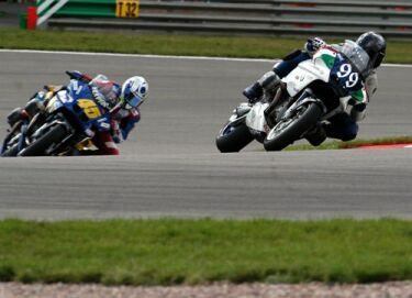 Bmw Boxercup 8 Lauf Motorrad Sport