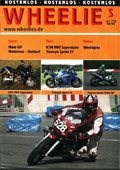 Wheelies Magazin 2005/10