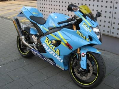 GSX-R 1000 - RIZLA+ MotoGP Replica