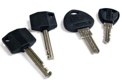 Schlüssel verbogen? abgenutzt? einfach weg?