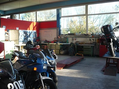 Werkstatt