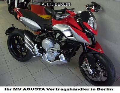 MV Agusta News & Mechaniker gesucht!