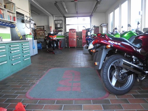 Our Service MotoCenter Chiemgau GmbH&CoKG