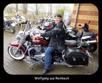 Stammkunde Wolfgang