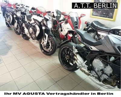 MV Agusta Top- Angebot im August!