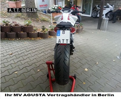 MV Agusta News & Dragster Umbau!