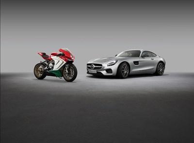 MV Agusta & Mercedes-AMG Kooperieren!