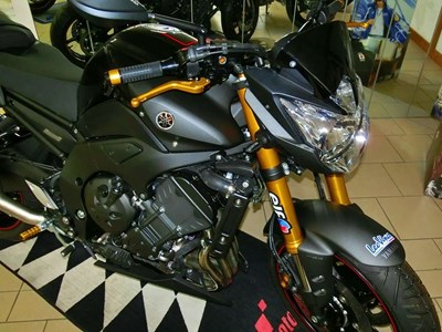FZ8 ABS MHW Edition