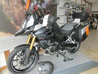 DL1000 V-Strom MHW Touring