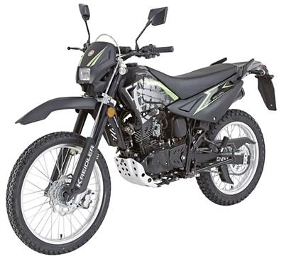 Kreidler Enduro 125 -- 2690,-EUR