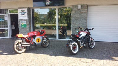 Magni MV Filo Rosso