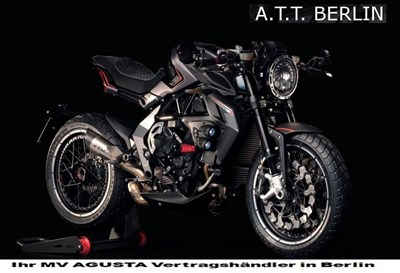 MV Agusta RVS #1 - das Highlight von MV