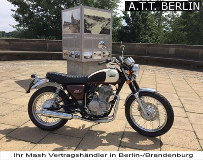 Mash Five Hundred ABS - der hübsche Klassiker!
