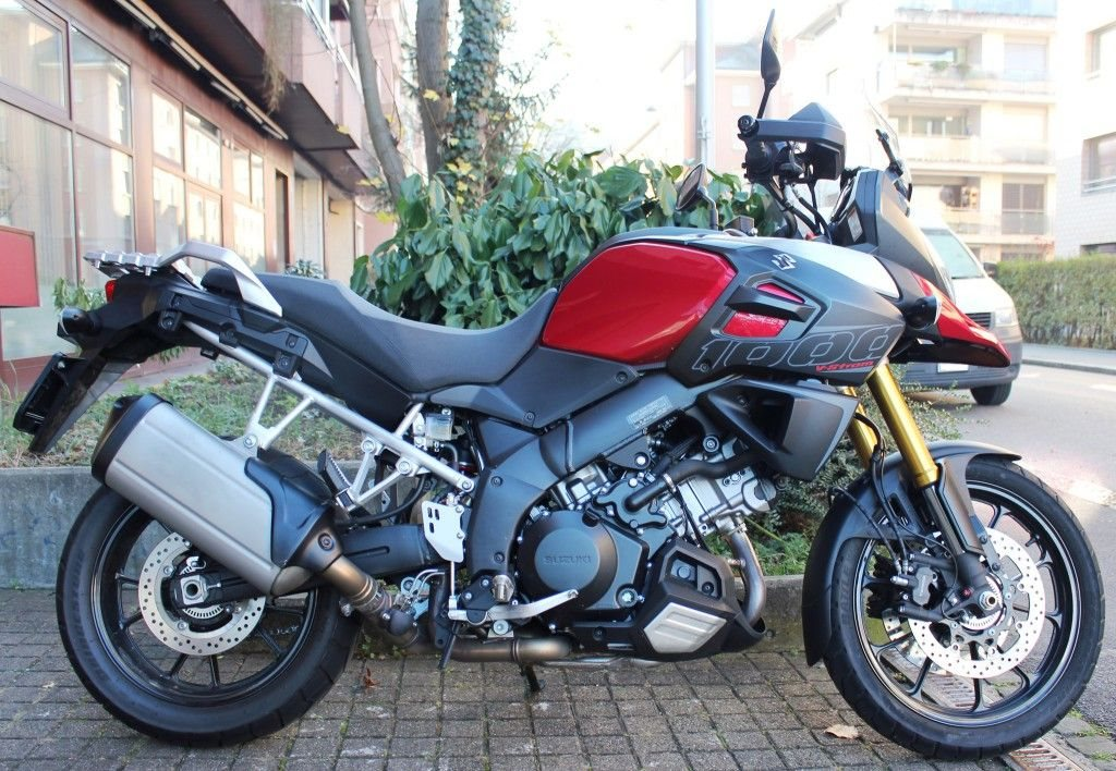 motorrad occasion suzuki v strom 1000 dl a abs. Black Bedroom Furniture Sets. Home Design Ideas