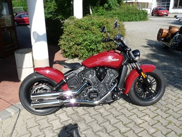 Gebrauchtmotorrad Indian Scout Sixty
