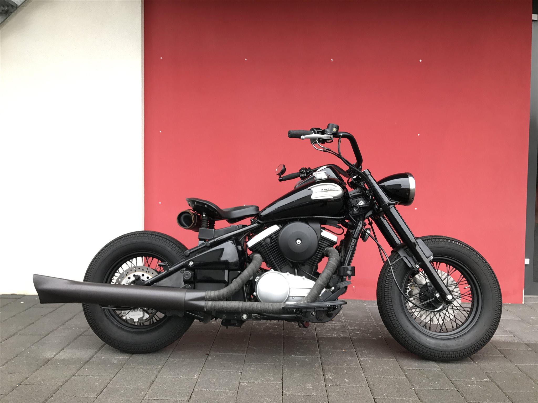 Kawasaki Vndrifter Custom