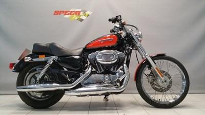Sportster XL 1200C Custom
