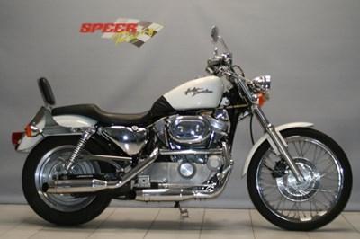 Sportster XL 883 C Custom