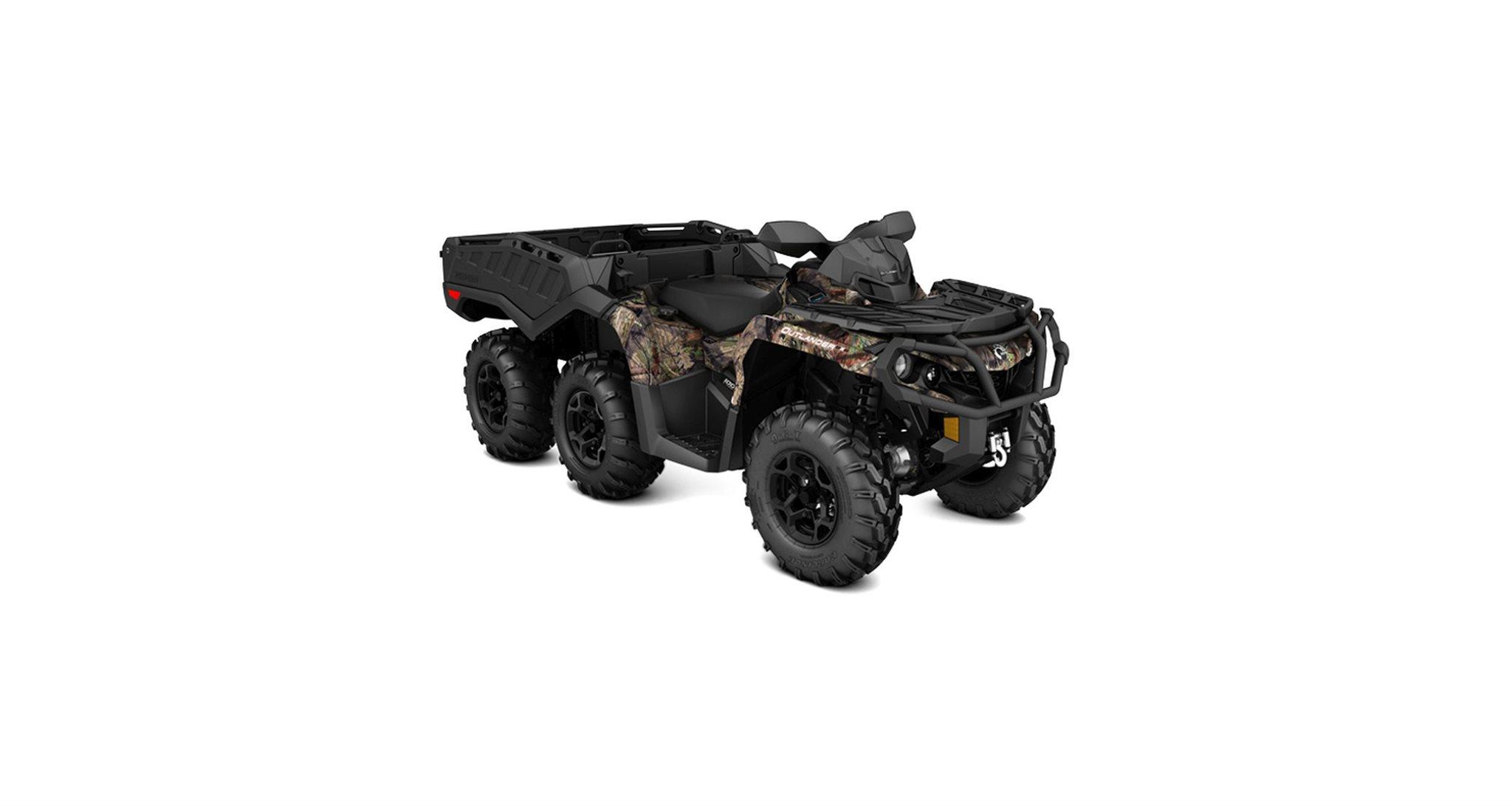 motorrad can am outlander 6x6 1000 xt baujahr 2018 0. Black Bedroom Furniture Sets. Home Design Ideas