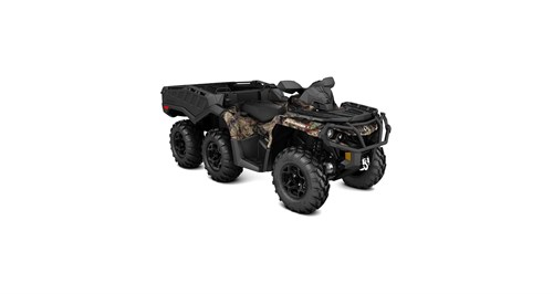 Can-Am Outlander 6x6 1000 XT