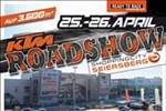 KTM Roadshow in Graz