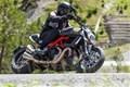 Ducati Diavel Carbon Test in den Alpen