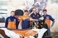 Walkner im KTM Rallye Dakar Team