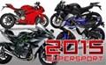 2015 Superbike-Vergleich