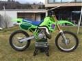 Kawasaki KX 500 Restaurierung