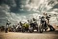 Österreichs sicherster Motorradfahrer 2015