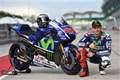 gilles.tooling: Offizieller Sponsor von Movistar Yamaha MotoGP