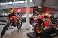 Honda Factory World Eröffnung in der 2Rad Börse