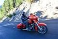 Harley-Davidson Tourer Test 2017