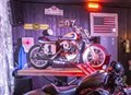 "Harley Davidson ""Battle Of The Kings"""