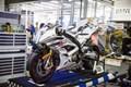 Umbau einer BMW S 1000 RR auf der Intermot 2016