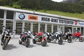 Reisestory: High Bike Ischgl 2014