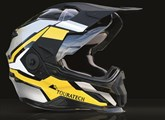 Businessnews: Touratech Aventuro Carbon Helm
