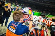 Businessnews: Supercross WM Houston 2015