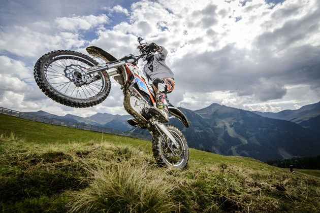 Bild: KTM Freeride E Test