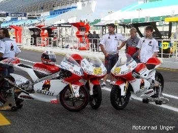 2008 GP 125 Robert Muresan #95