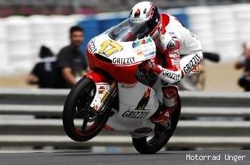 2008 GP 125 Stefan Bradl #17