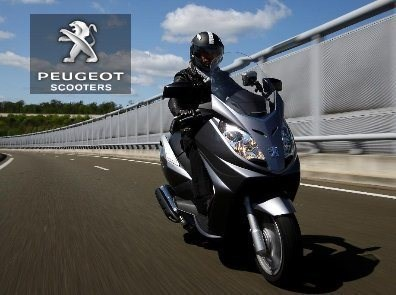 PEUGEOT-Scooter