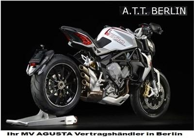 MV Agusta Dragster & die neuen Modelle 2014!