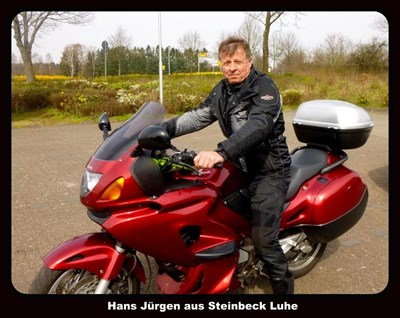Stammkunde Hans Jürgen