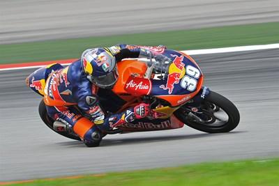 2013 GP Moto 3 Luis Salom #39
