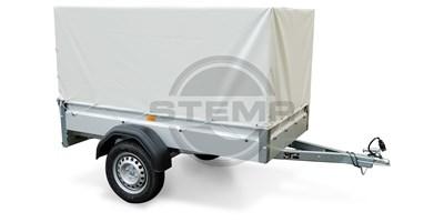 Stema FT7,5 mit Spriegel und Plane - 699,00 EUR