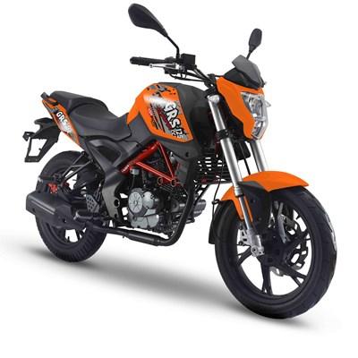 KSR GRS125 -- 2690,- EUR